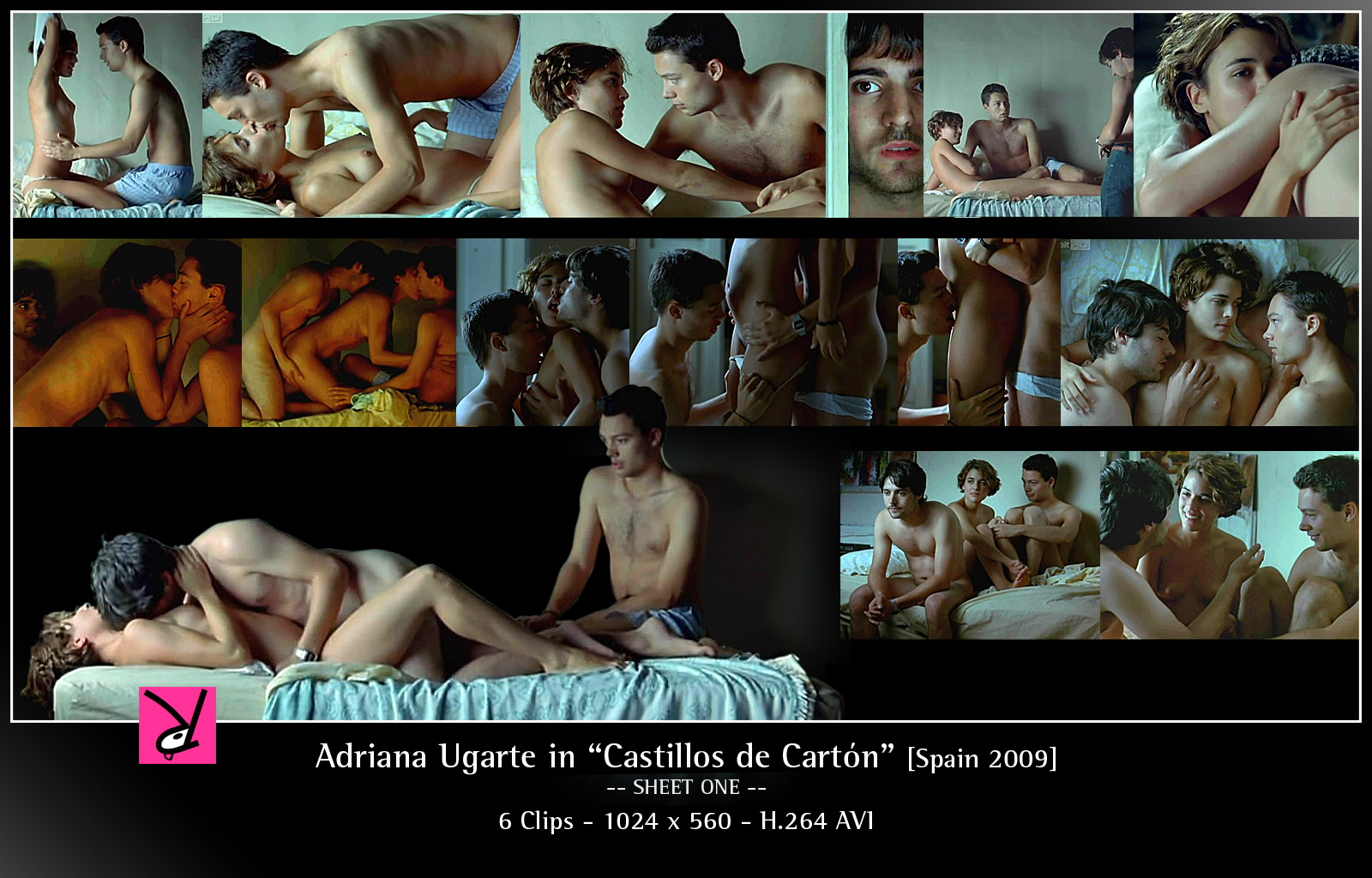 3some spanish movie 2009