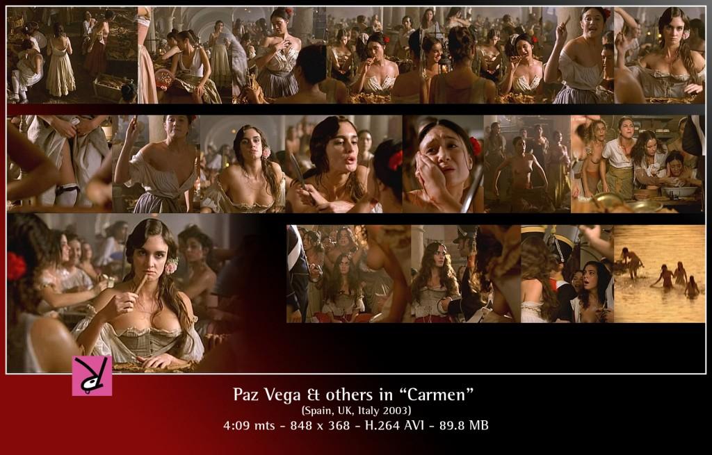 Paz Vega in Carmen