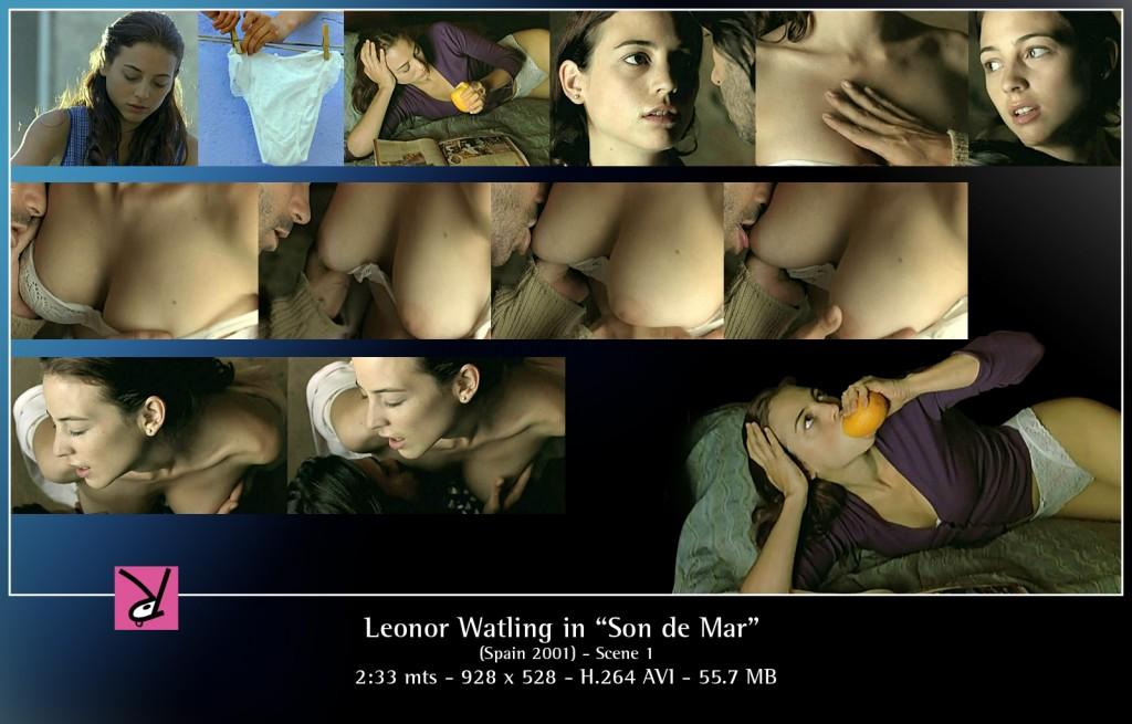 Leonor Watling in Son de Mar