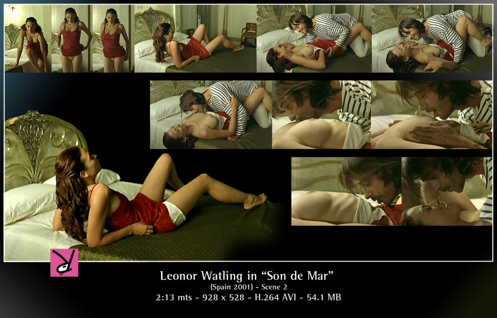 Leonor Watling in Son de Mar - Scene 2