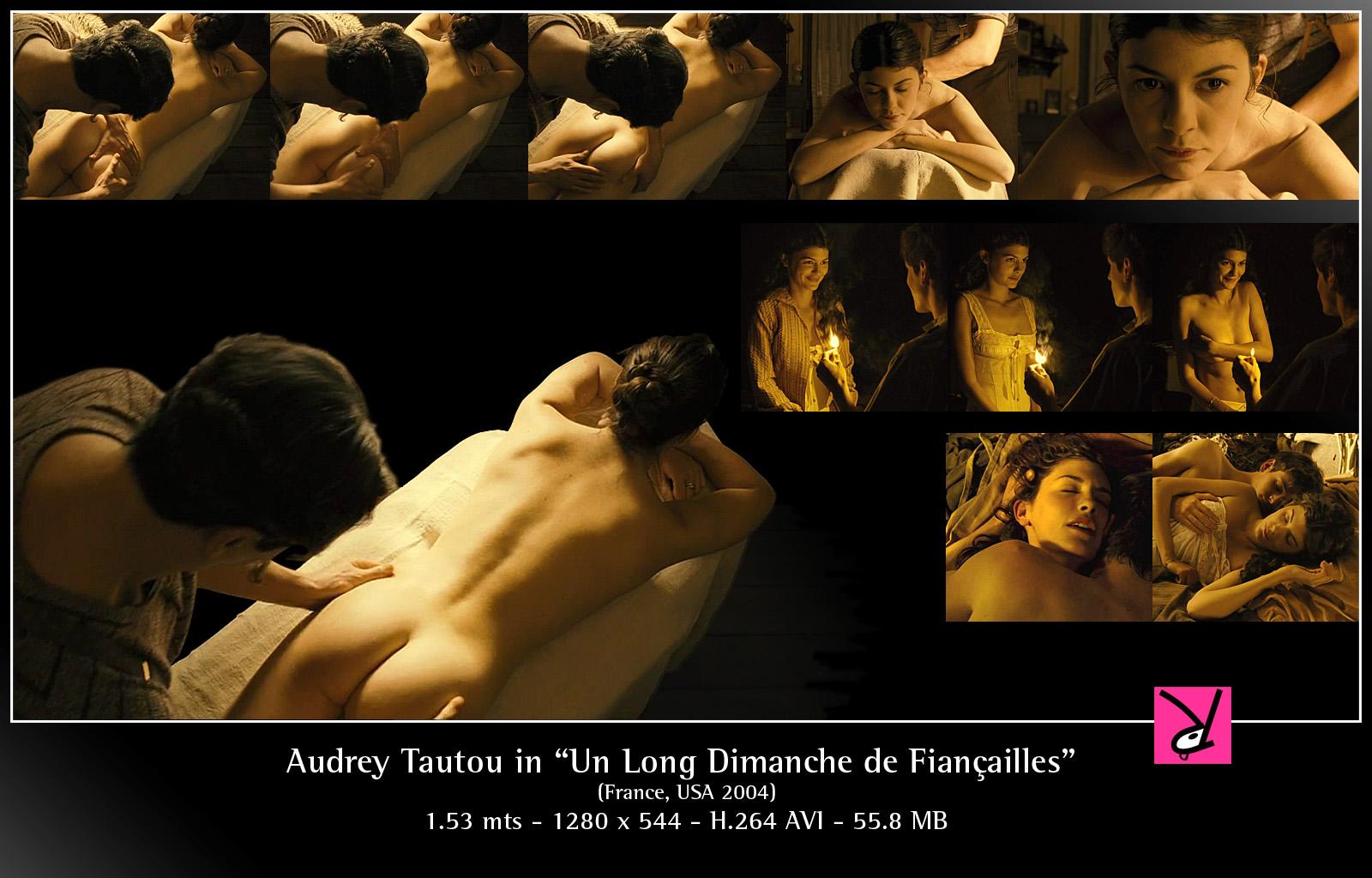 Audrey Tautou Nude Scenes 29