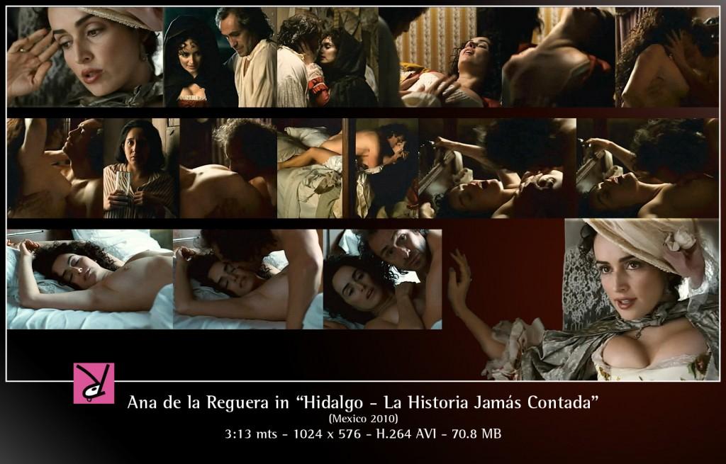 Ana de la Reguera in 'Hidalgo - La historia jamás contada'