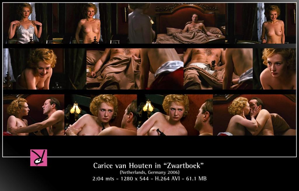 Carice van Houten in Zwartboek