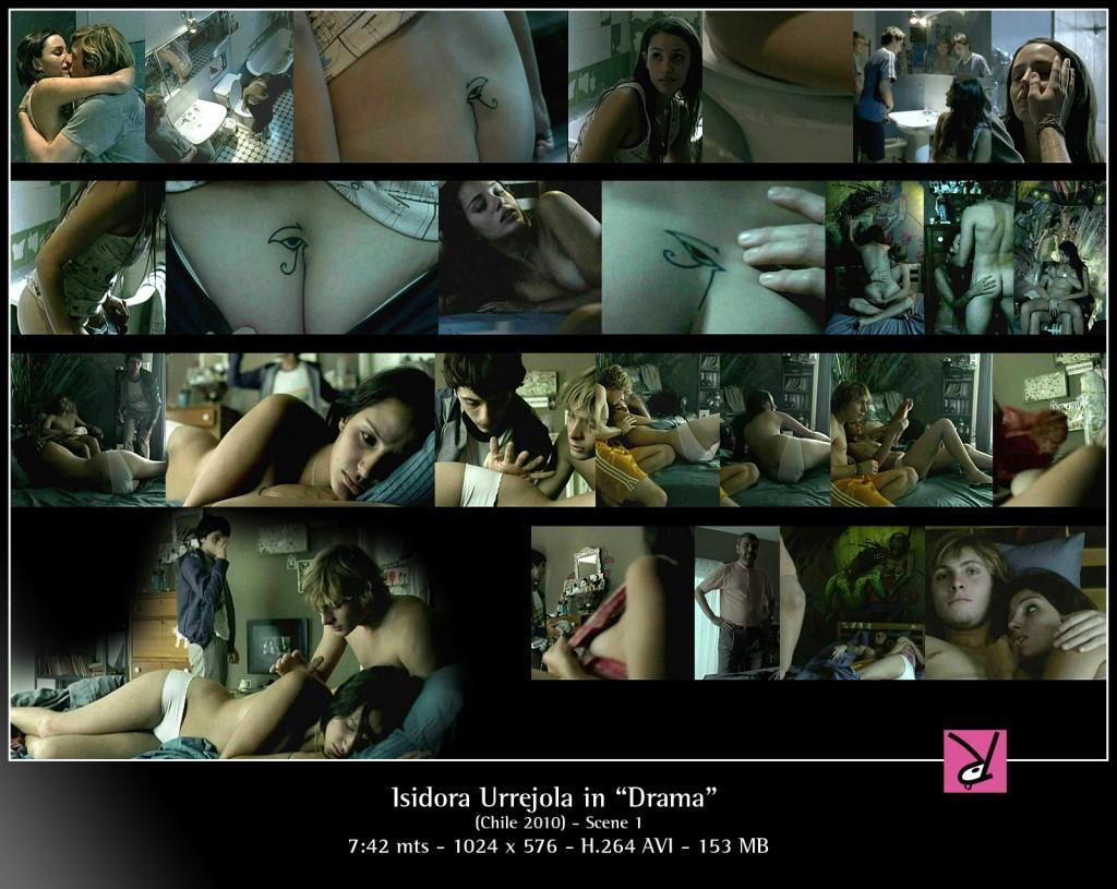 Isidora Urrejola in Drama