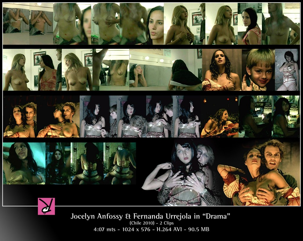 Jocelyn Anfossy & Fernanda Urrejola in Drama