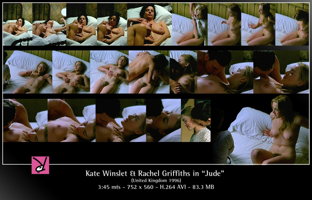 Kate Winslet & Rachel Griffiths in Jude