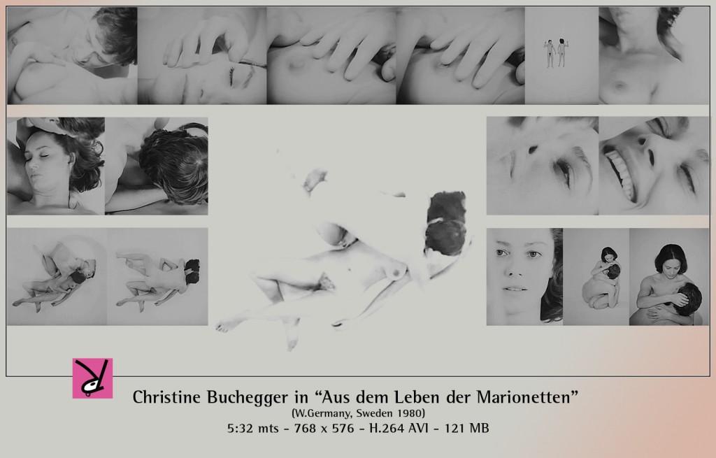 Christine Buchegger in Aus dem Leben der Marionetten