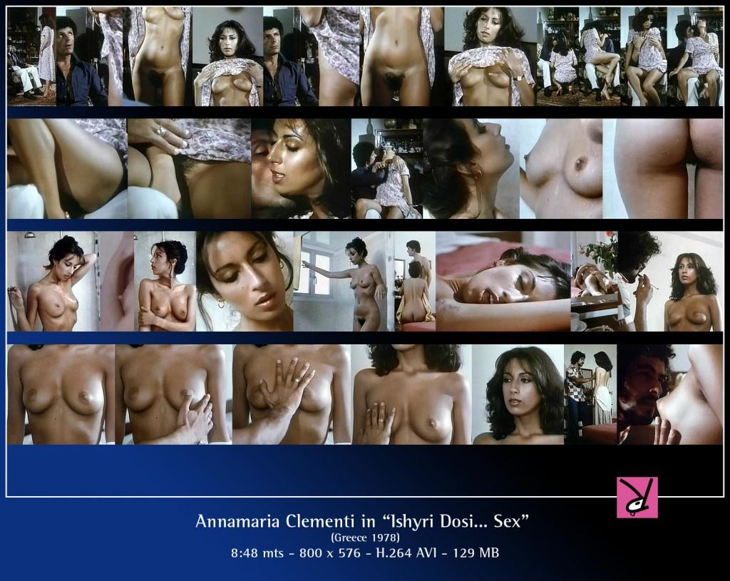 Annamaria Clementi in Ishyri Dose...Sex