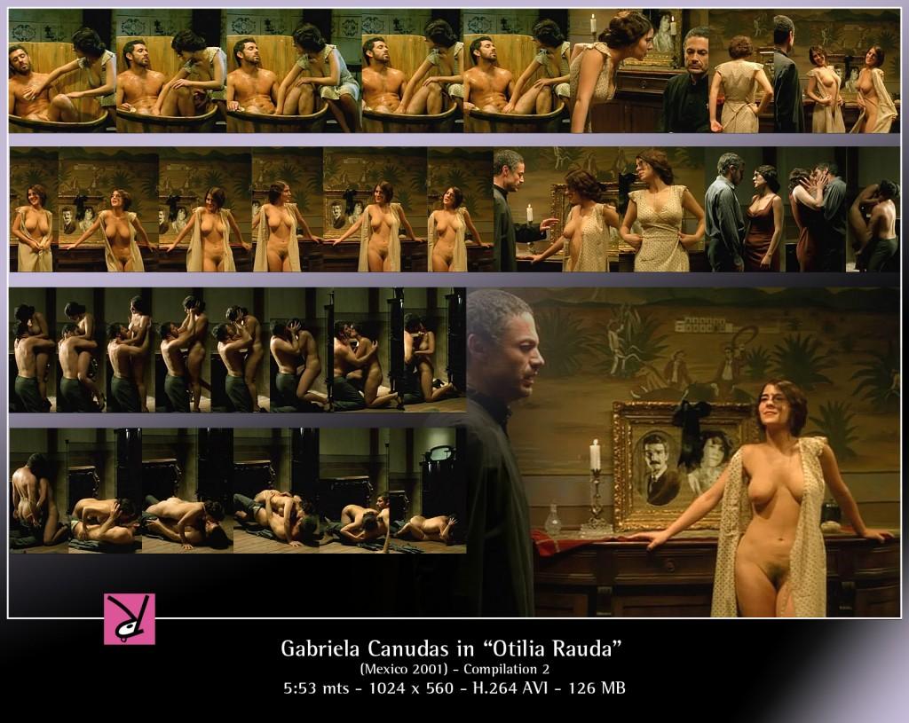 Gabriela Canudas in Otilia Rauda