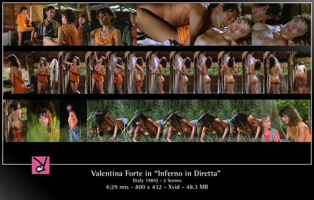 Valentina Forte in Inferno in Diretta