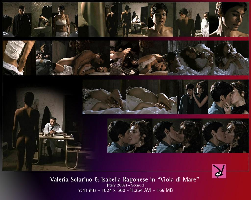 Valeria Solarino and Isabella Ragonese in Viola_di_Mare
