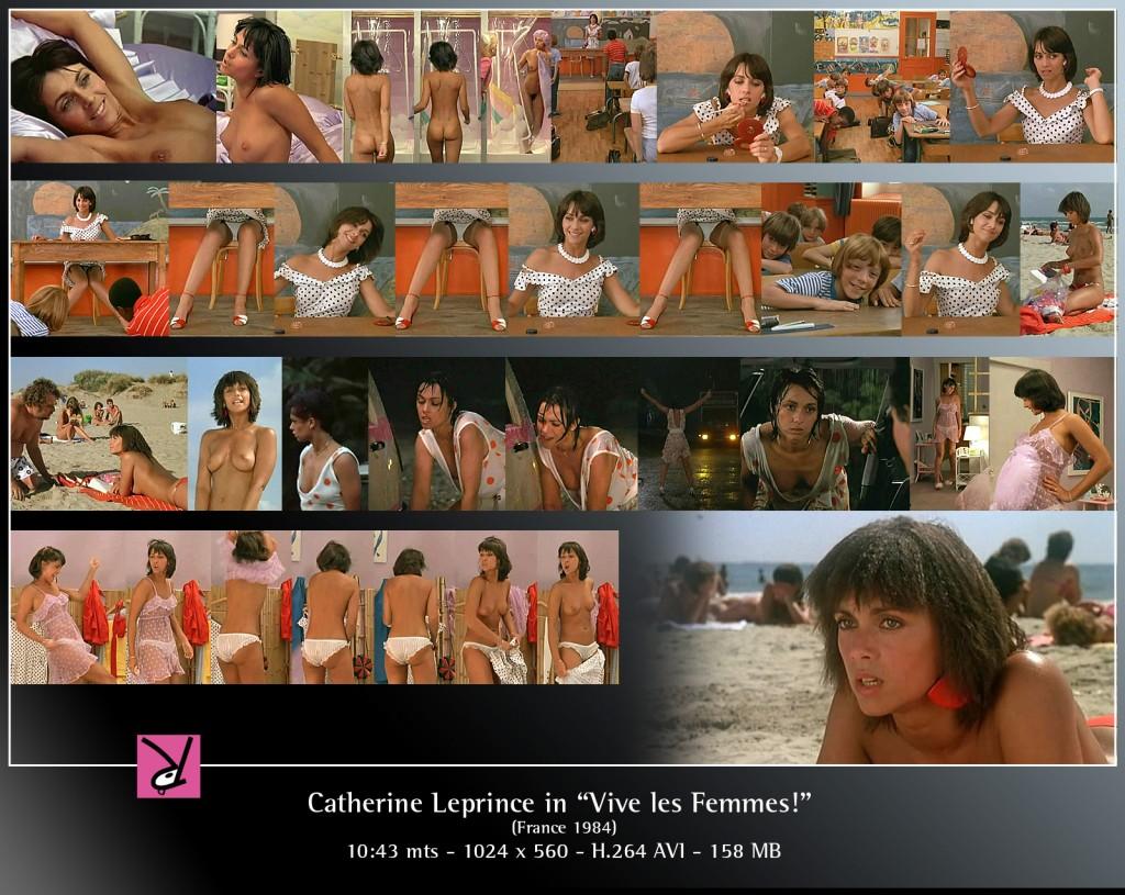 Catherine Leprince in Vive les Femmes