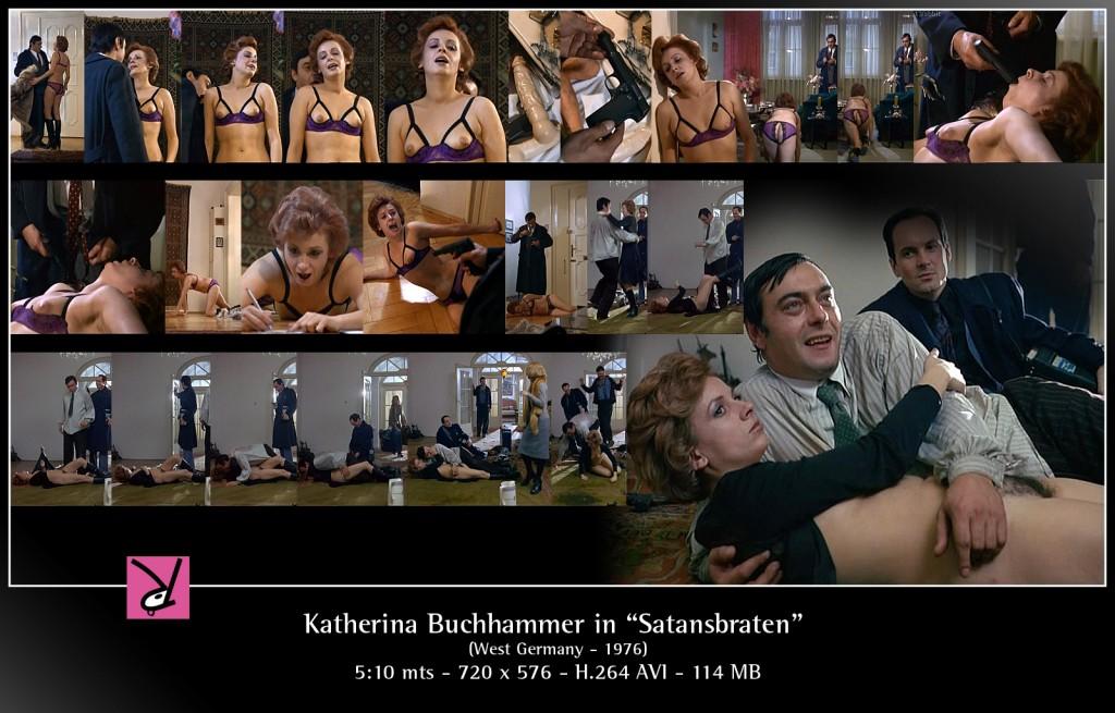 Katherina Buchhammer in Satansbraten