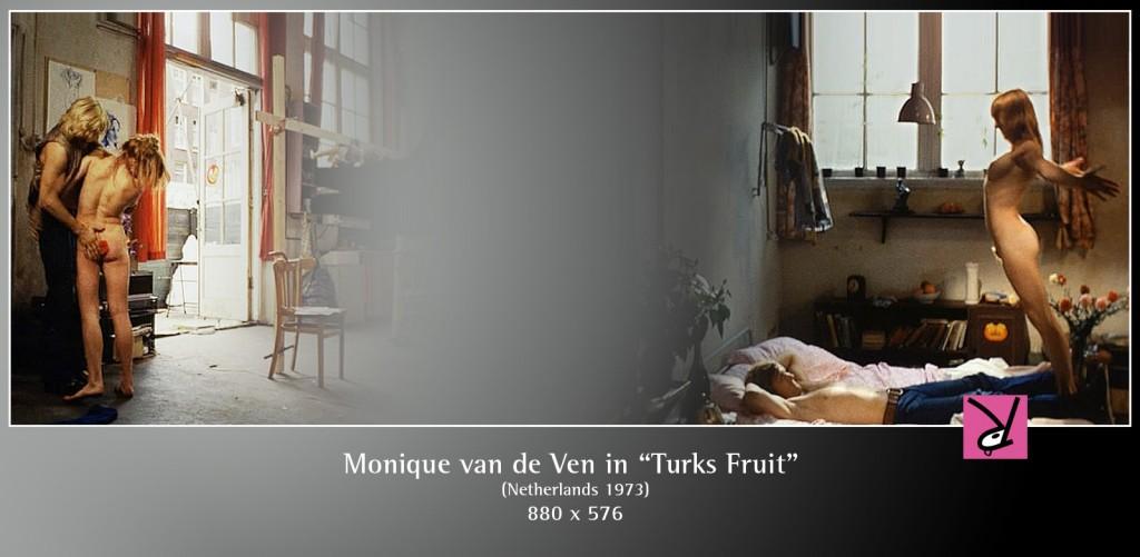 Monique van de Ven and Rutger Haur nude in Turks Fruit