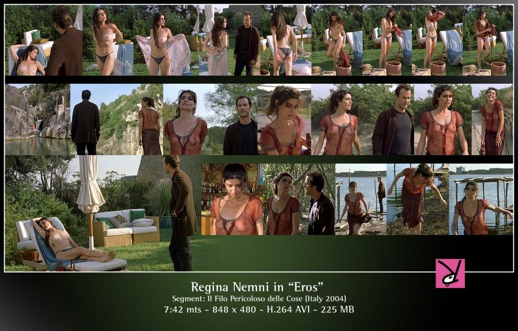 Regina Nemni in Eros