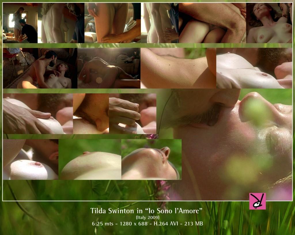 Tilda Swinton in Io Sono l'Amore