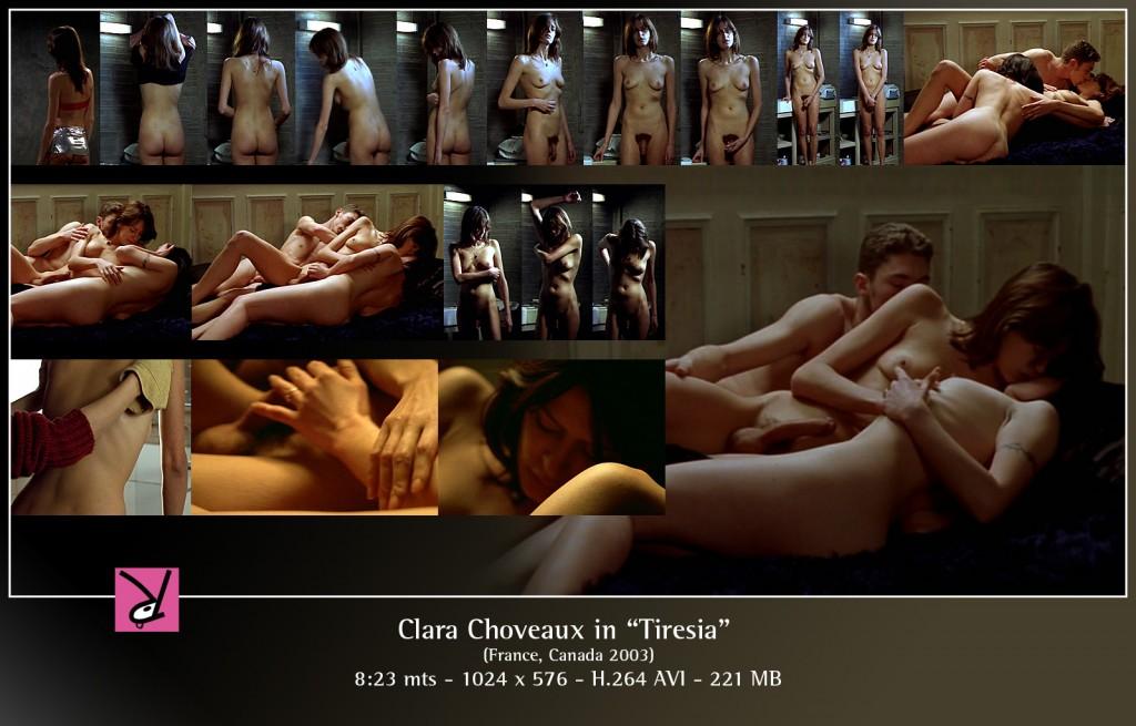 Clara Choveaux in Tiresia
