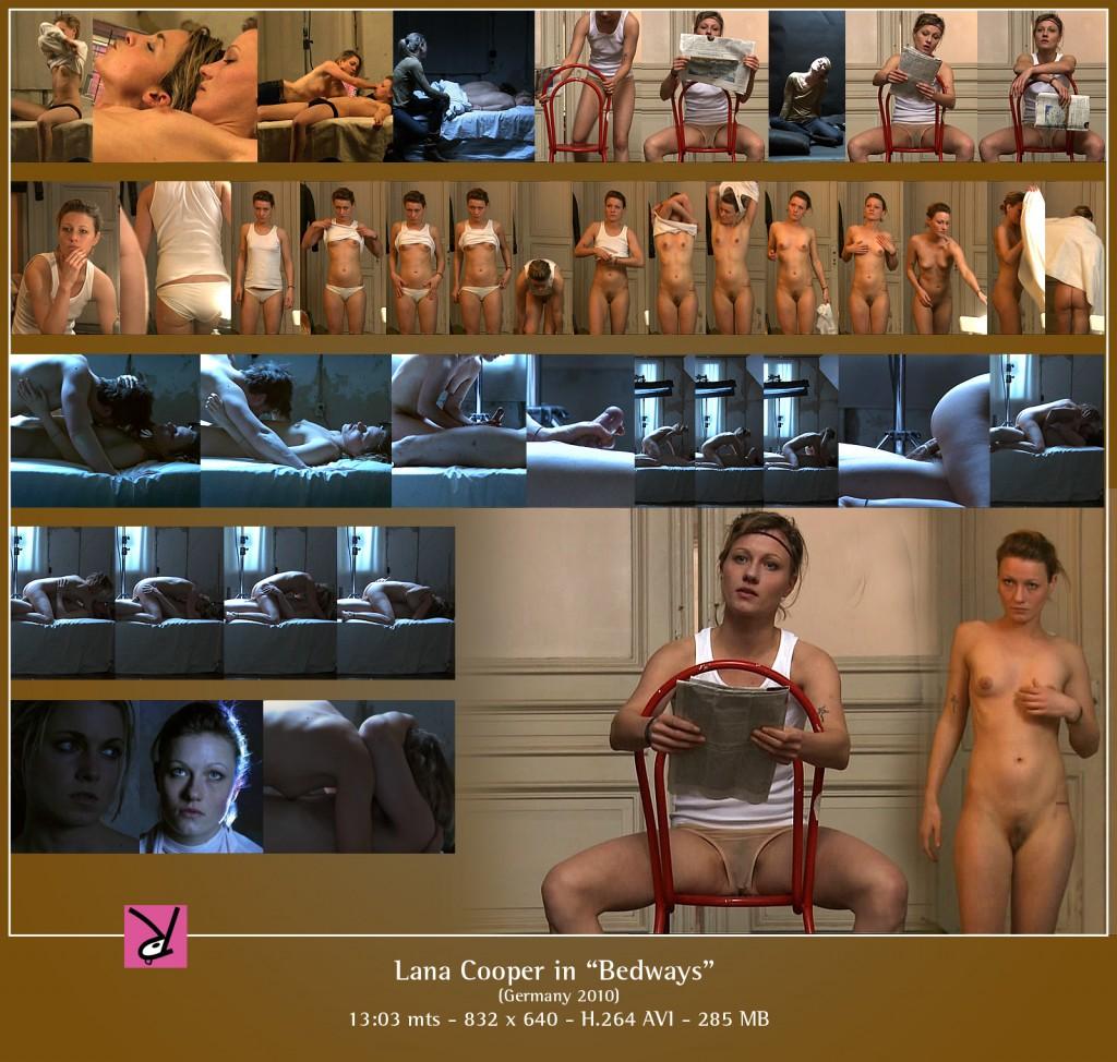 Lana Cooper in Bedways