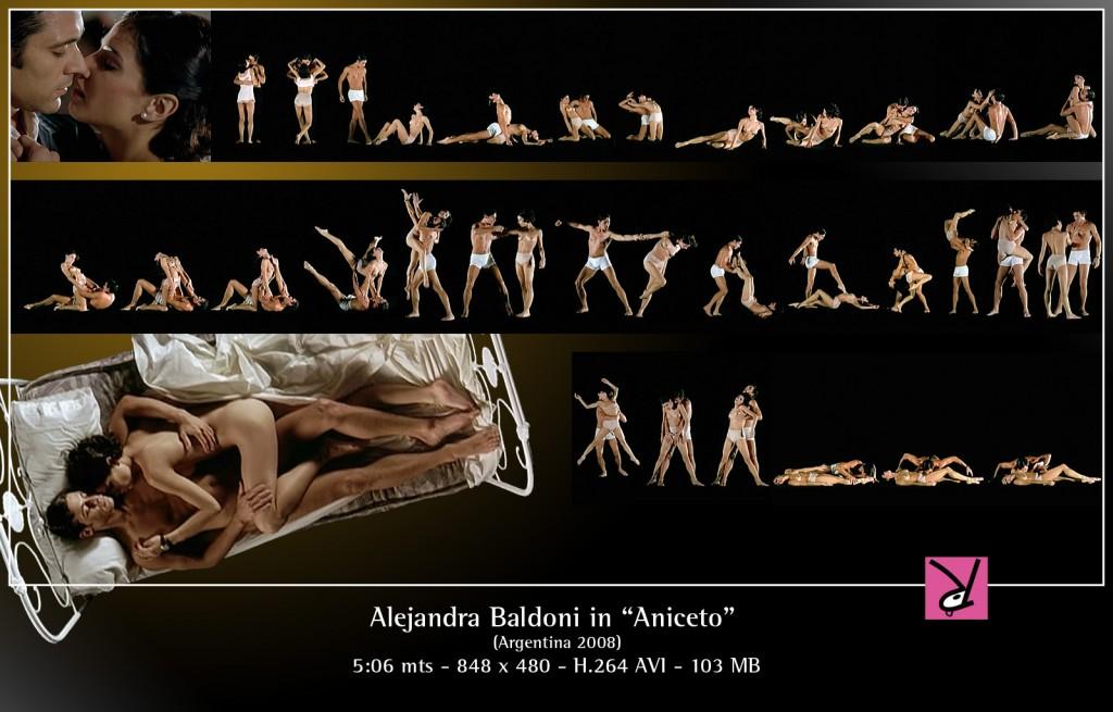 Alejandra Baldoni in Aniseto