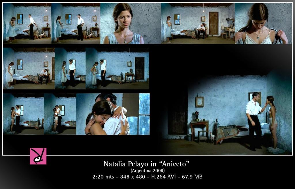 Natalia Pelayo in Aniceto