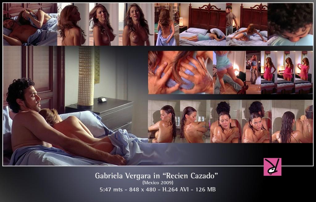 Gabriela Vergara Recien Cazado