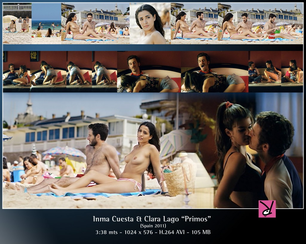 Inma Cuesta and Clara Lago in Primos