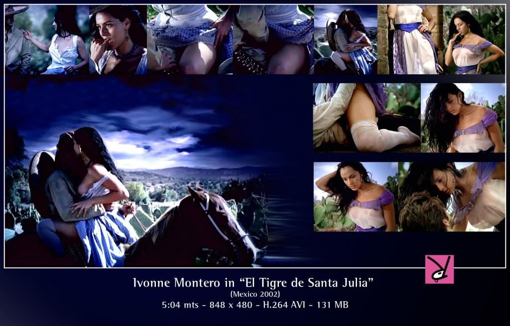 Ivonne Montero in El Tigre de Santa Julia