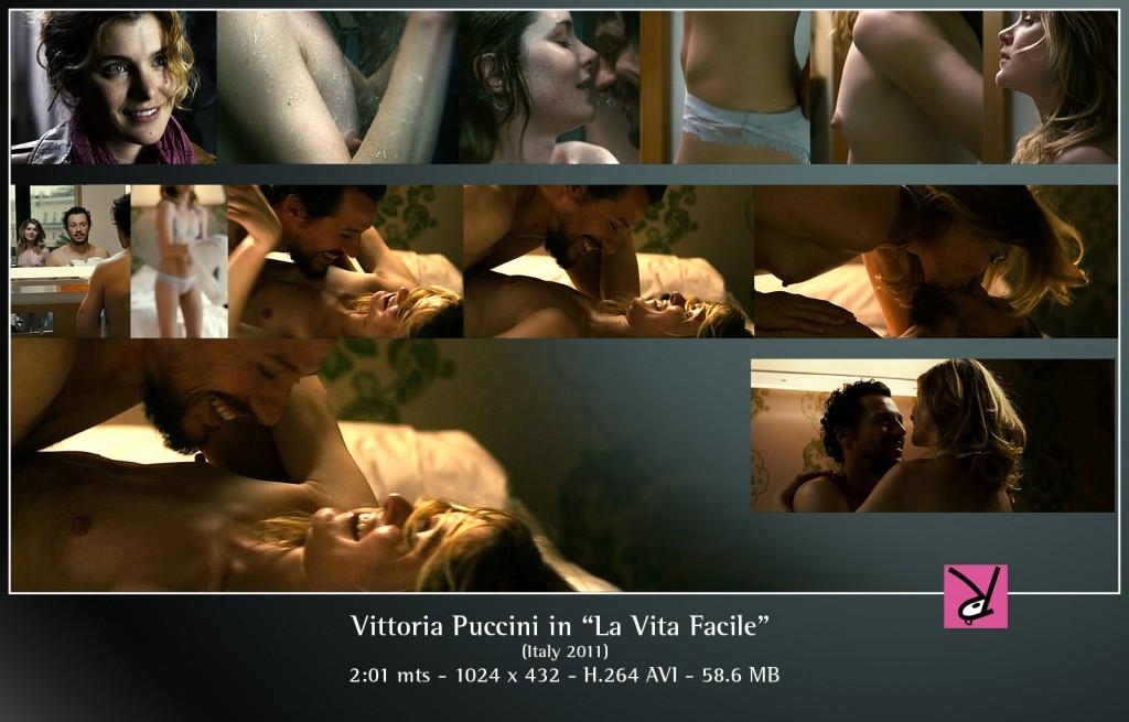 Vittoria Puccini in La Vita Facile