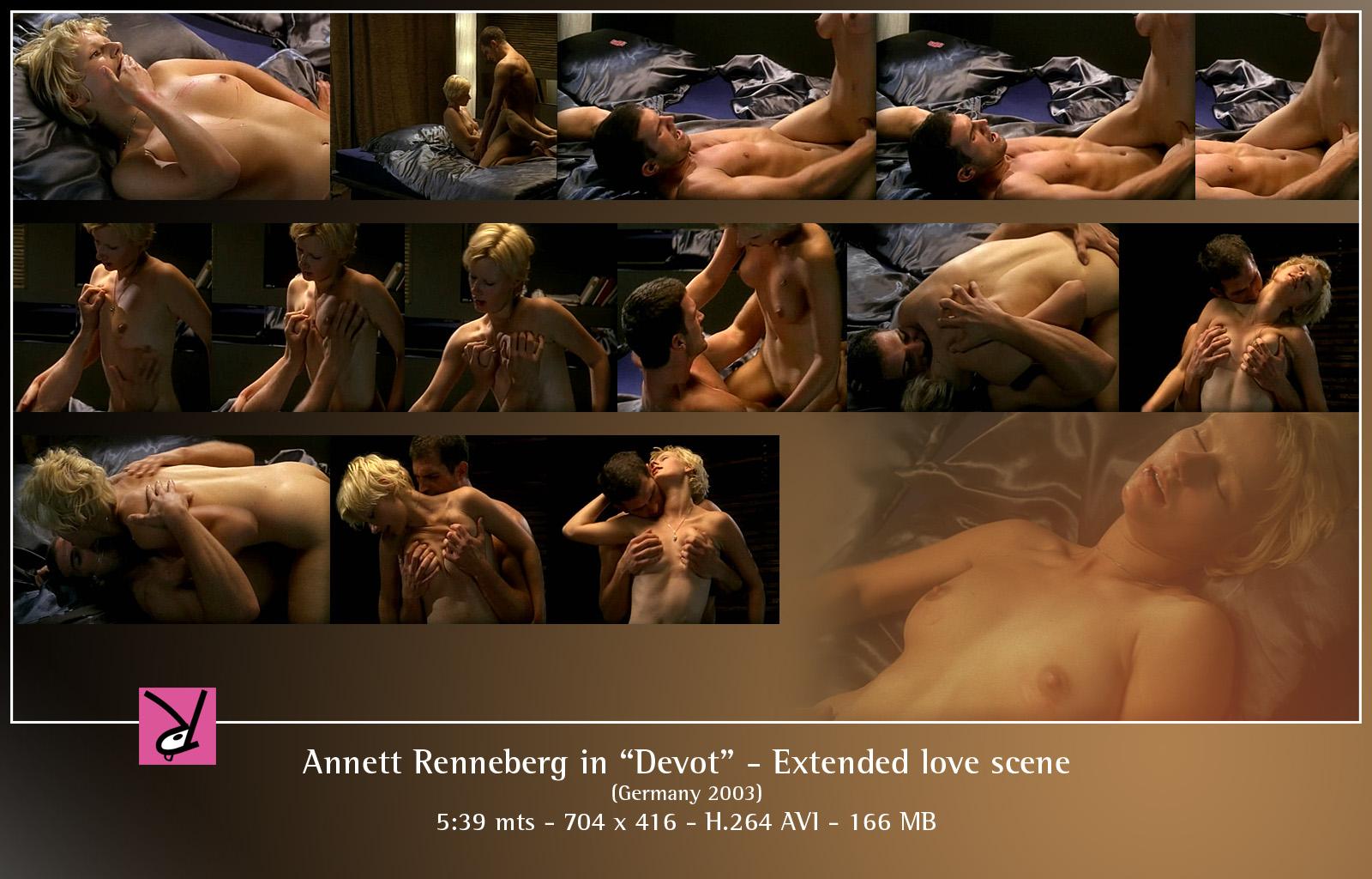 Renneberg nackt annett Nude video