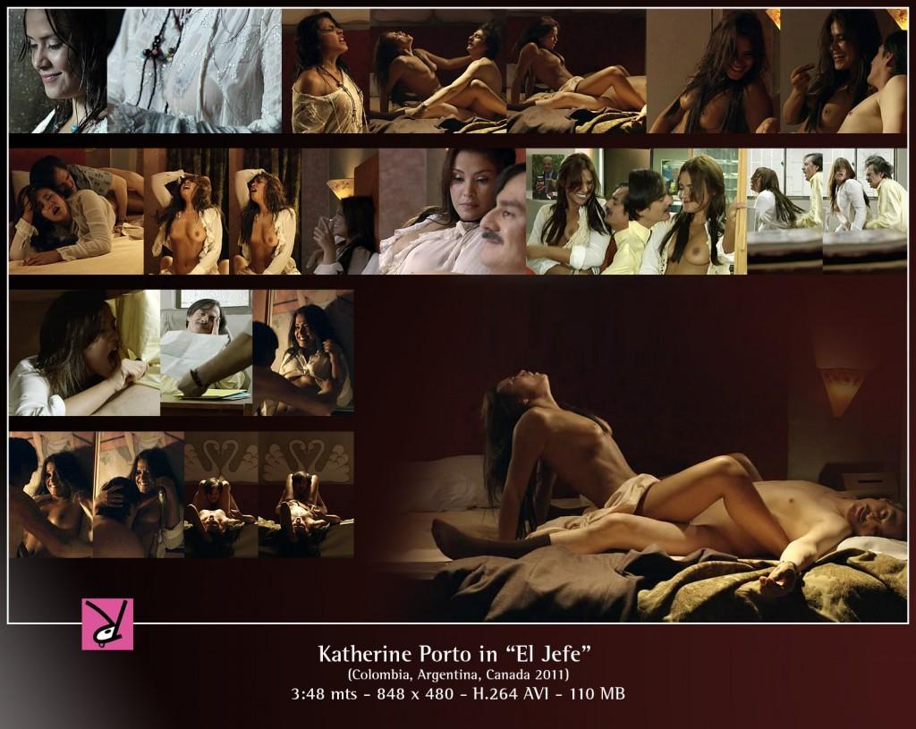 Katherine Porto in El Jefe