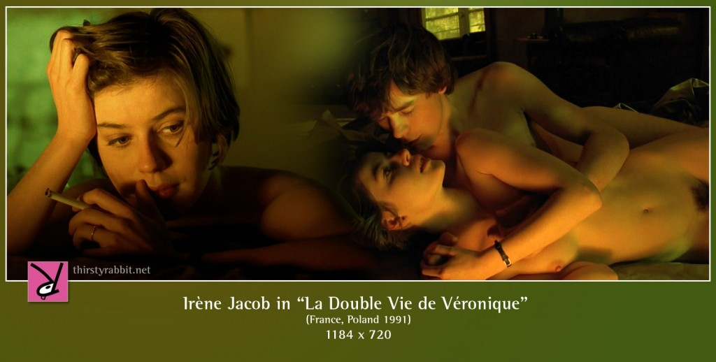 "Irène Jacob nude in ""La double vie de Véronique"" aka The Double Life of Veronique"