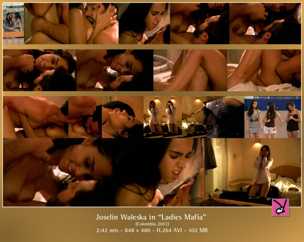 Joselin Waleska in Ladies Mafia