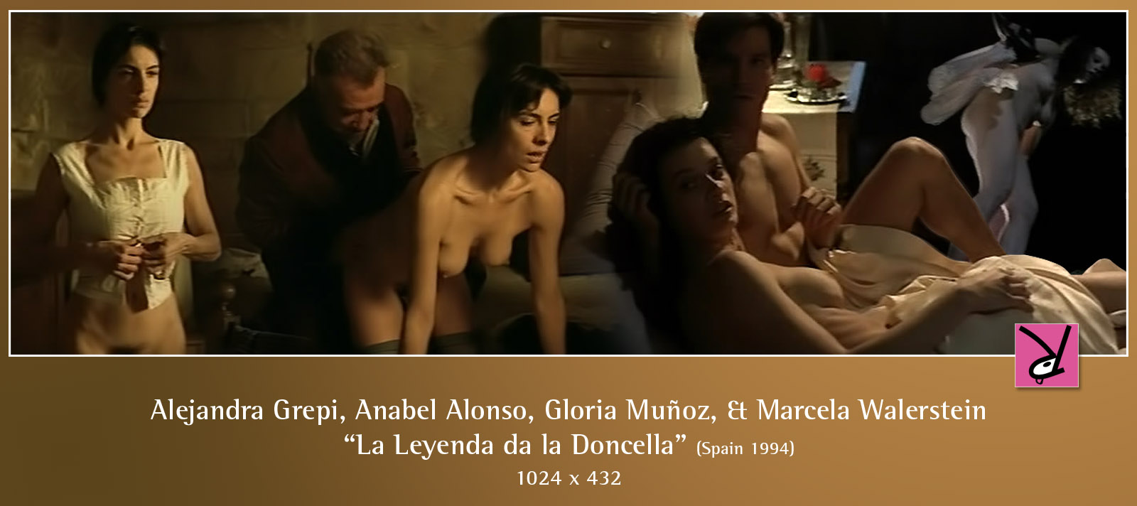 Alejandra grepi la leyenda da la doncella - 3 part 3