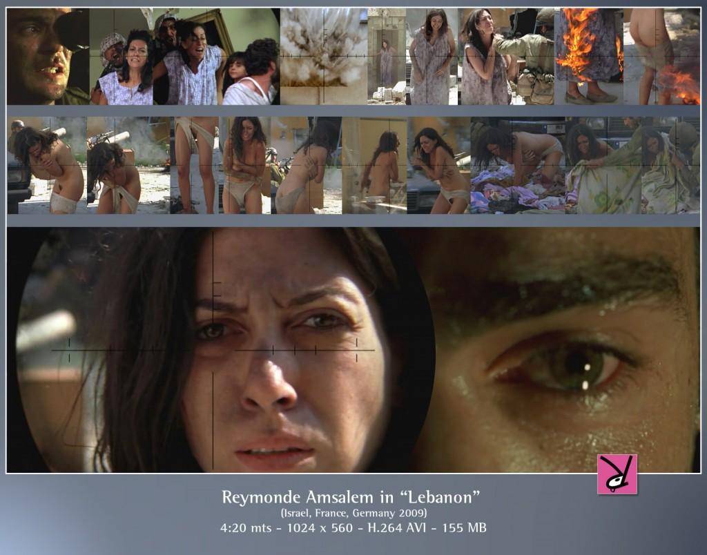 Reymonde Amsalem in Lebanon