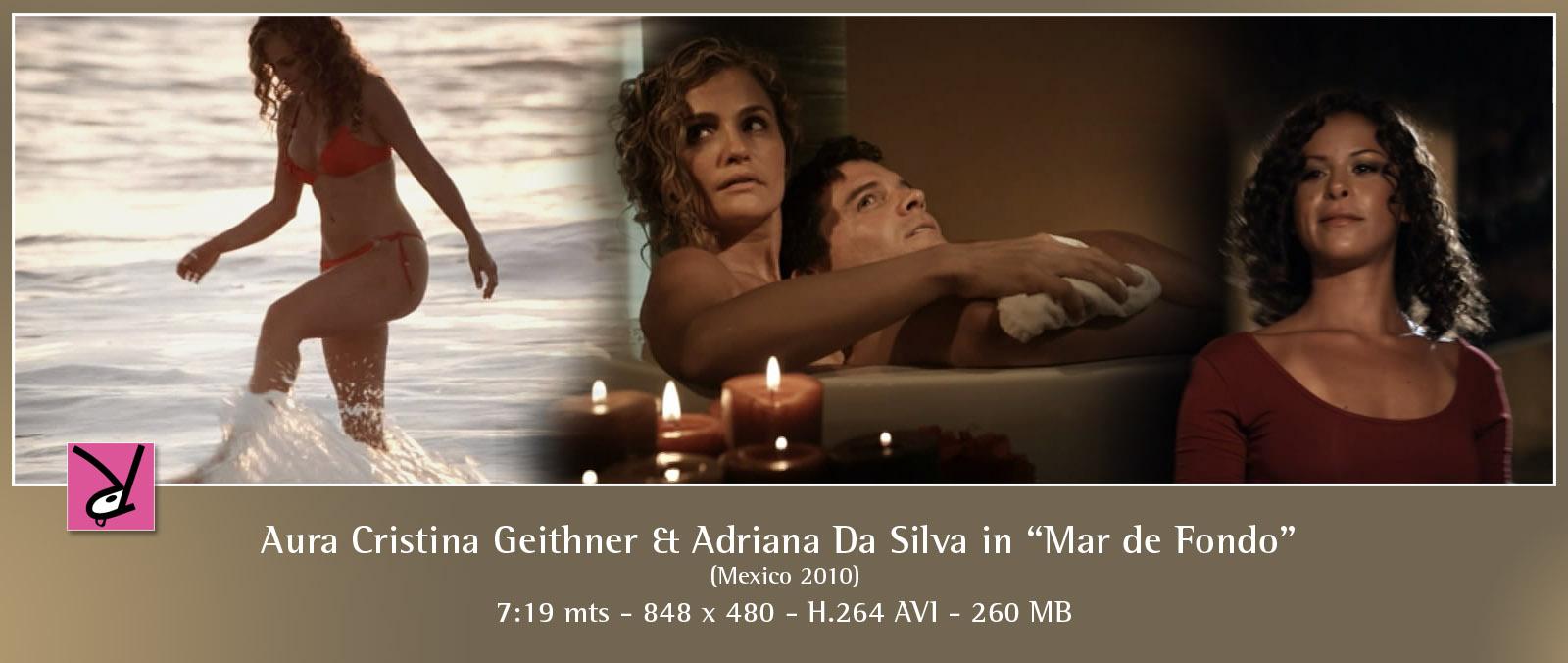 Aura cristina geithner nude