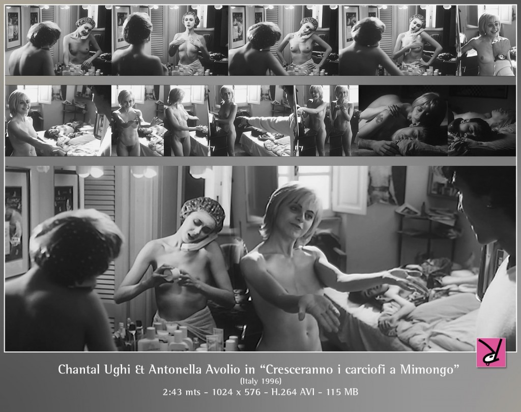Chantal Ughi and Antonella Avolio in Cresceranno i carciofi a Mimongo