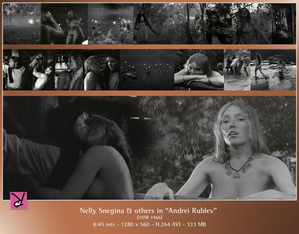 Nelly Snegina in Andrei Rublov