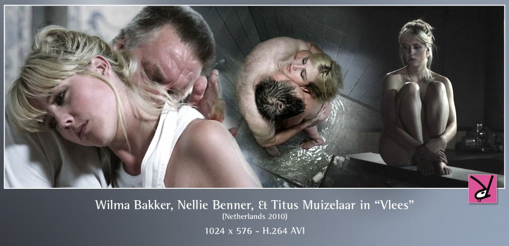 Wilma Bakker and Nellie Benner in Vlees aka Meat