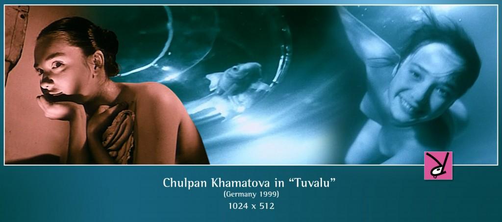 Chulpan Khamatova in Tuvalu