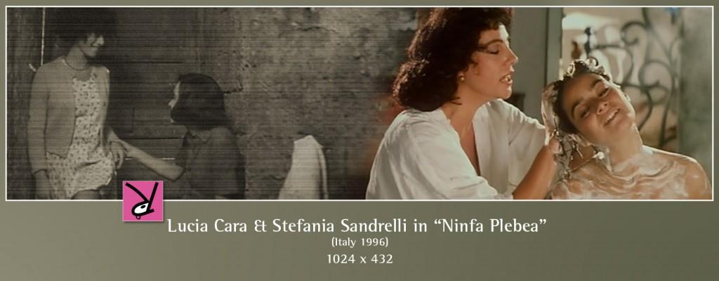 Mucia Cara and Stefania Sandrelli Ninfa Plebea