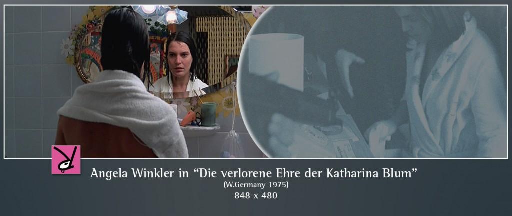 Angela WInkler in Die verlorene Ehre der Katharina Blum