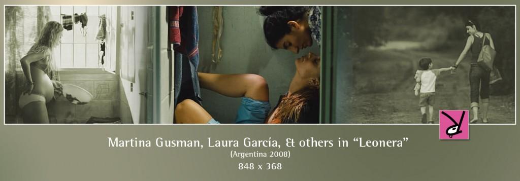 Martina Gusman and Laura García from Pablo Trapero's Leonera