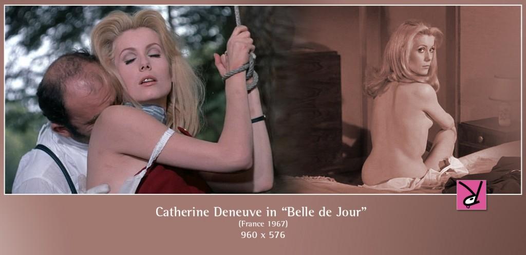 Catherine Deneuve in Belle de Jour