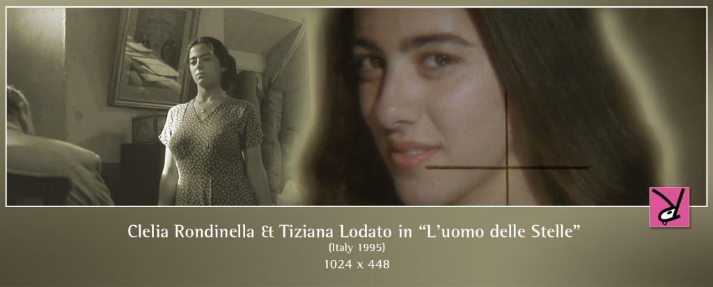 Clelia Rondinella and Tiziana Lodato in L'uomo delle stelle