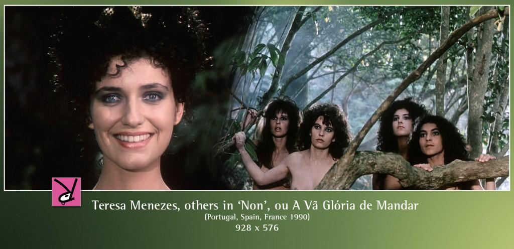 Teresa Menezes and others in Non, ou A Vã Glória de Mandar