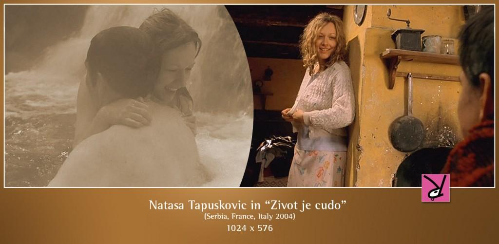 Natasa Tapuskovic in Zivot je cudo