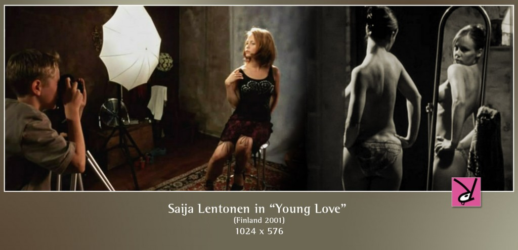 Saija Lentonen in Young Love