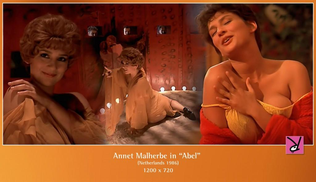 Annet Malherbe nude in Abel