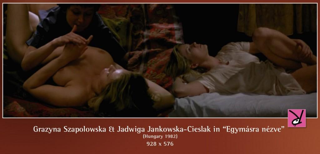 Grazyna Szapolowska and Jadwiga Jankowska-Cieslak in Egymásra nézve aka Another Way