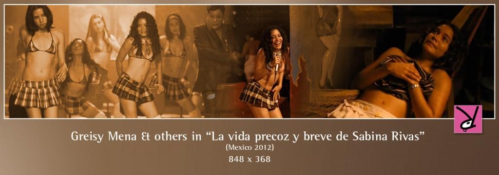 Greisy Mena nude in La vida precoz y breve de Sabina Rivas